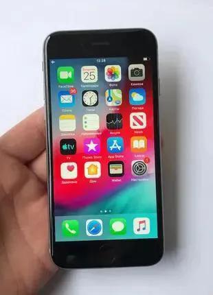 Идеальное состояние - Apple IPhone 6 16Gb Space Gray Оригинал Бу