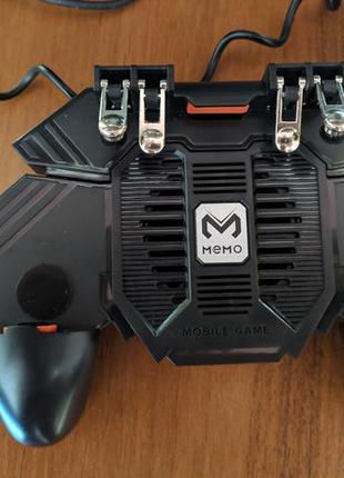 Геймпад COD PUBG 4000mAh триггеры с вентилятором и повербанком AK