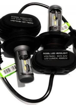 Комплект LED ламп S1 H4