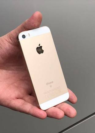 Apple iPhone 5s 16 Gold Neverlock Оригинал/Доставка