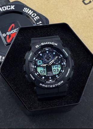 Casio G-Shock GA-100 часы