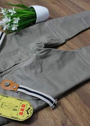 Котонові брюки штани. весна. угорщина