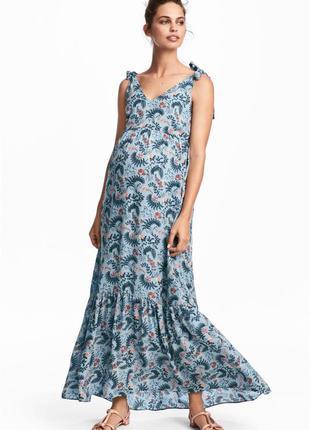 Платье h&m для беременных размер xs