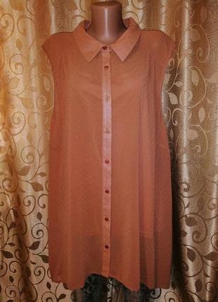 🎀🌺🎀стильная женская рубашка, блузка, кофта 32\60 р. e.🔥🔥🔥