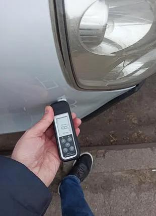 Перевірка автомобіля товщиноміром і діагностика кузова, Київ