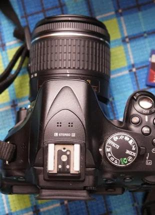 Nikon D5200(4000 грн. за кіт.)
