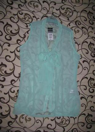Блузка. новая wallis. очень нежная и милая