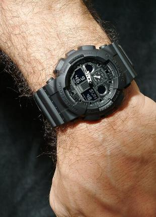 Casio G-Shock Ga-100 Оригинал