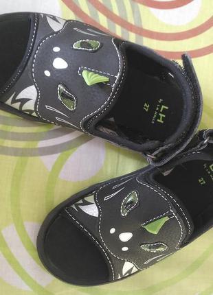 Босоножки, сандали 27 р
