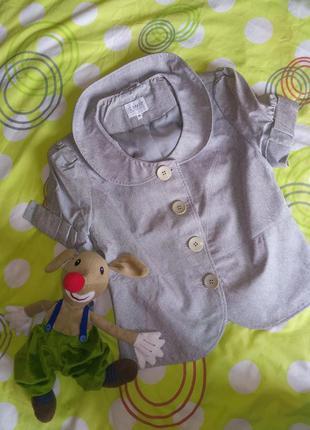 Пиджак, блузка новый xxs-s