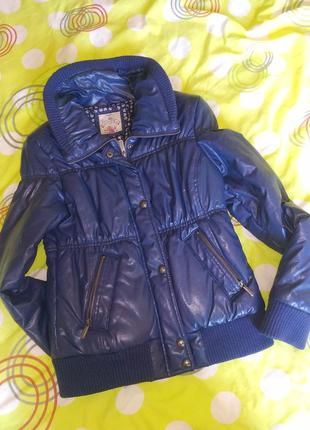 Куртка демисезонная, xs - m осень, весна