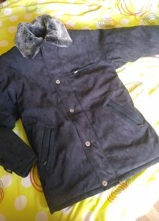 Куртка. зима. парка. l-xxxl  новая