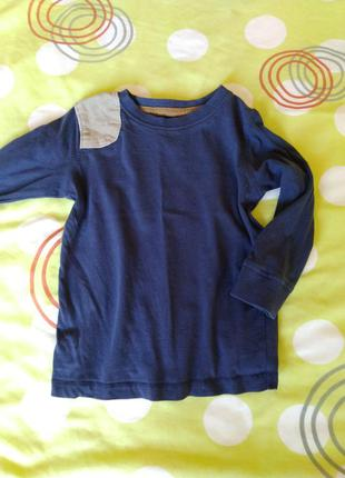 Реглан, кофта, свитер 1,5 - 2 года 86-92 см