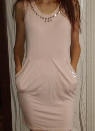 Платье новое с биркой. xs-m вискоза 95%