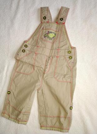 Комбинезон, штаны, шорты 3-6 мес 62-68 см