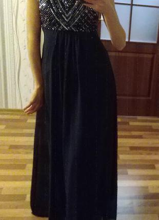 Платье вечернее, выпускное, корпоратив xxs-s anna field