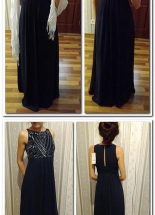 Платье вечернее. выпускное. xxs-s anna field