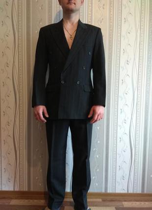 Деловой костюм, костюм классика 46-48 р