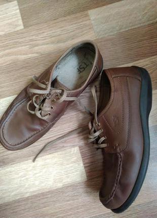 Туфли кожа 39 р