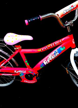 """Велосипед детский """"Fort Kids"""" 20"""" для девочки"""