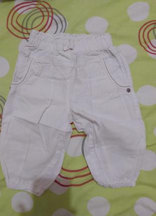 Штаны, капри, шорты 2-3 года