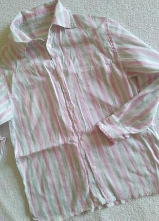 Рубашка, тенниска. +- 122-134 см