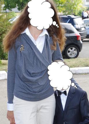Блузка. свитер. реглан xxs-m