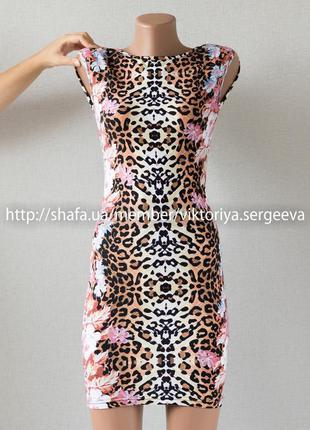 Большой выбор платьев - новое платье мини длины по фигуре - хл...