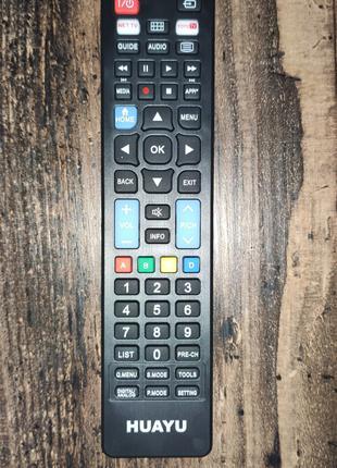 Универсальный пульт д/у для ТВ HUAYU1511 Samsung, LG, Sony