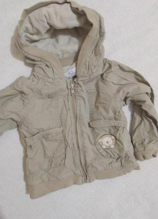 Ветровка, утепленная куртка