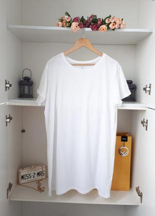 Белая футболка primark