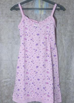 Женские ночные рубашки 44-52. узбекистан. хлопок 100%
