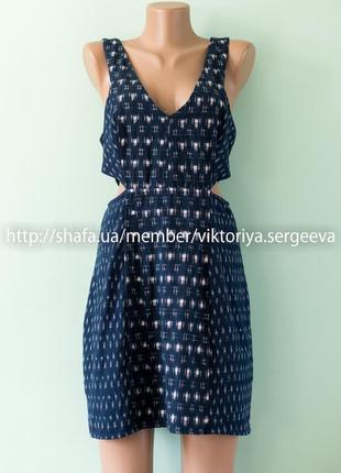 Большой выбор платьев - красивое платье с вырезами по бокам и ...