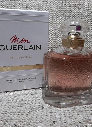 Парфюмированная вода guerlain mon guerlain, пробник 5 мл