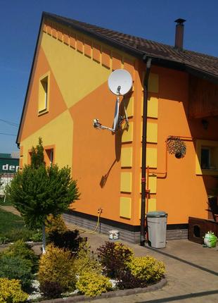 Утепление, декоративная отделка, переделка фасадов
