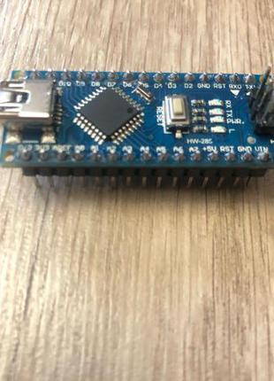 Arduino Nano 3,0 на ATMEGA328P