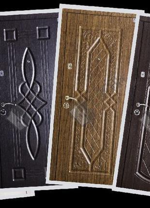 Двери утепленные входные металлические в квартиру и дом, Саган...