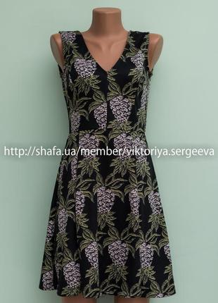 Большой выбор платьев - красивое платье миди юбка солнце