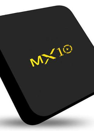 Смарт ТВ приставка MX10 4/32Gb