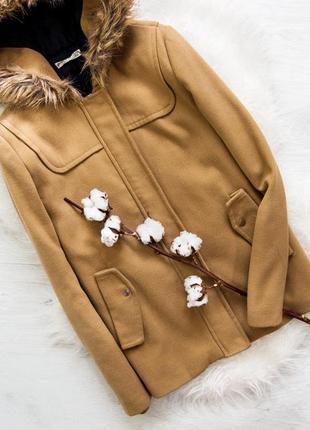 Пальто свободного кроя stradivarius
