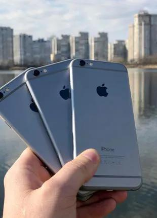 iPhone 6 16/32/64/128Gb Space Gray Neverlock Оригинал Гарантия