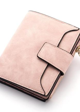 Женский Кошелек Baellerry Mini (N2347) Розовый