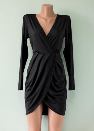 Большой выбор платьев - стильное новое вечернее платье с имита...