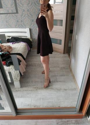 Красивое платье с юбкой солнце клеш
