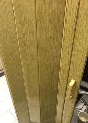 Дверь Гармошка, дверь складная, Дверь раздвижная , ШИРМА дверь...