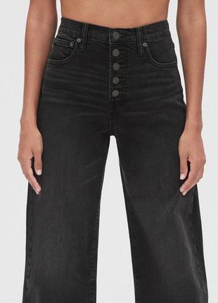 Шикарные новые джинсы кюлоты gap