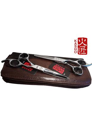 Профессиональные парикмахерские ножницы KASHO 6 дюймов