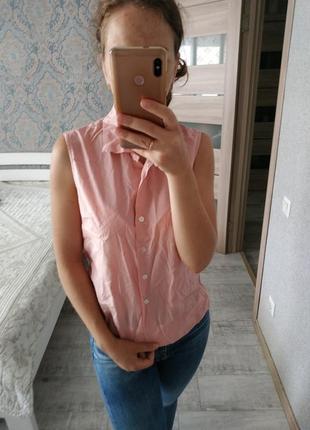 Большой выбор блуз - очень нежная хлопковая рубашка
