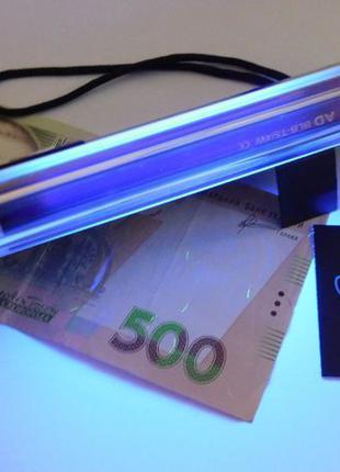 Карманный детектор валют DL01