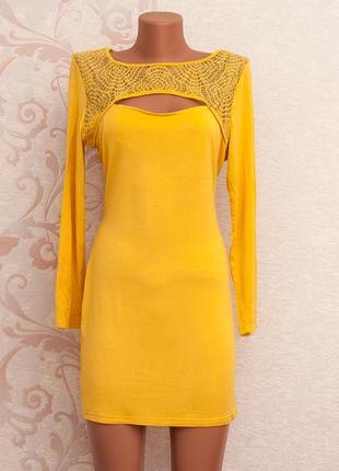 Большой выбор платьев - красивое платье с кружевом на груди и ...